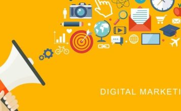 digital marketing Home