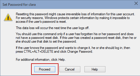 reset password windows 10 local account 4 Tip Đổi Password Cho User Windows 10 Khi Không Nhớ Pass
