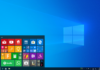windows 10 desktop Home